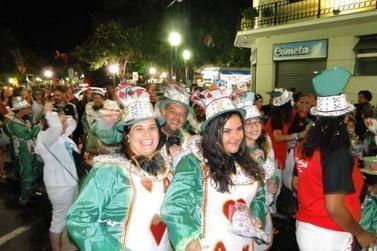 Organização divulga ordem dos desfiles dos Blocos Caricatos