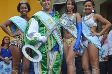 Poços de Caldas elege hoje Rainha e Rei Momo do Carnaval 2018