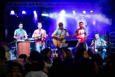 Praça do Samba vai agitar a Cascatinha
