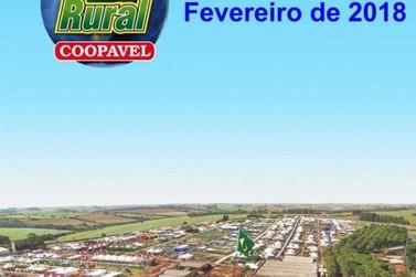 Show Rural : Primeiro dia tem movimentação tranquila na BR 277