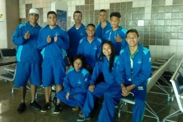 Nove atletas representam Paranavaí em Campeonato brasileiro de atletismo
