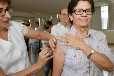 População tem 10 dias para se vacinar contra a gripe