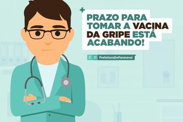 Salas de vacina abrem até às 19h nessa segunda e terça em Paranavaí