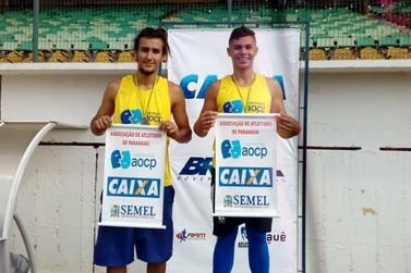 Cinco atletas de Paranavaí conquistam medalhas de ouro em Campeonato Paranaense