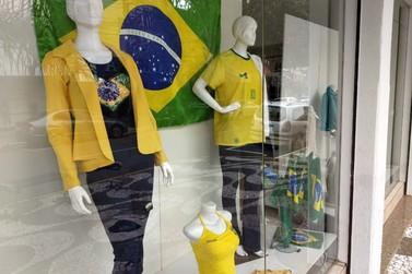 Comerciantes aproveitam a Copa do Mundo para incrementar vendas no varejo
