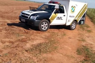 Corpo de jovem é encontrado enterrado em propriedade Rural na região de Loanda