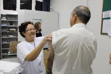 Vacinação contra a gripe termina na próxima sexta