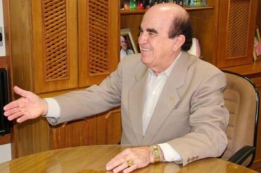 Morre Cândido Garcia, fundador da Unipar