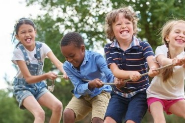 Projeto Férias tem atividades gratuitas para crianças de Paranavaí