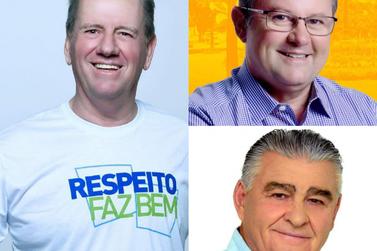 Representantes de Paranavaí oficializaram candidaturas neste sábado