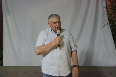 Valdemar Delatorre diz que educação é o caminho para melhoria
