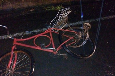 Ciclista de 71 anos morre após ser atropelado por carro na PR-182