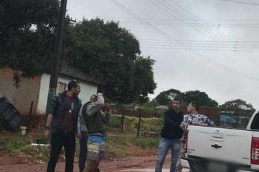 Delegado de Loanda prende ladrões minutos depois de praticarem dois assaltos