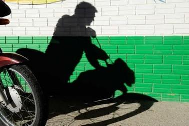 Duas motos são furtadas em menos de 2 horas no Centro Paranavaí