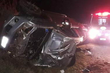 Motociclista de 31 anos morre em colisão frontal na PR-218