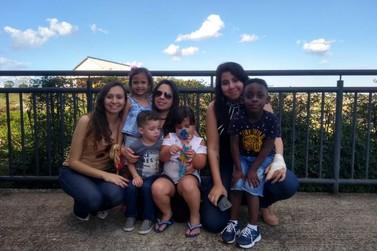 Professoras de Cmei organizam viagem para destacar importância da família