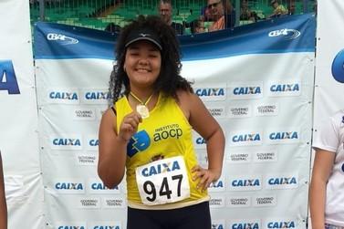 Atleta de Paranavaí estabelece novo recorde paranaense no lançamento do martelo