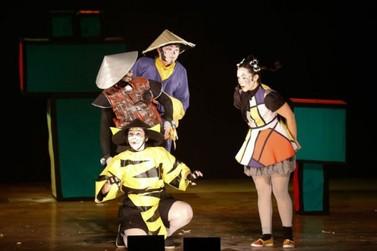 Cia. do Abração apresenta espetáculo 'O Mágico de Oss' em Paranavaí