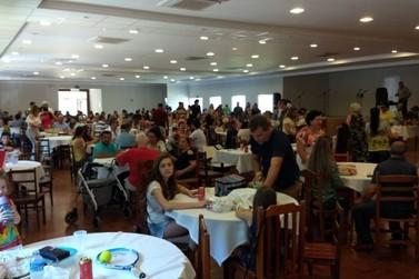 CTG encerra Semana Farroupilha Cultural com missa crioula e churrascada