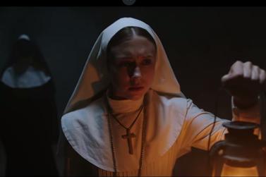 """Filme """"A freira"""" estreia nesta quinta-feira (13) no cinema de Paranavaí"""