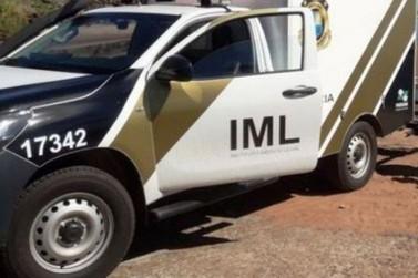 IML busca por informações sobre corpo encontrado em Planaltina do Paraná