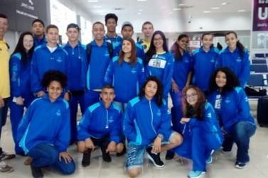 Equipe feminina de atletismo é vice-campeã do Campeonato Brasileiro Sub-16