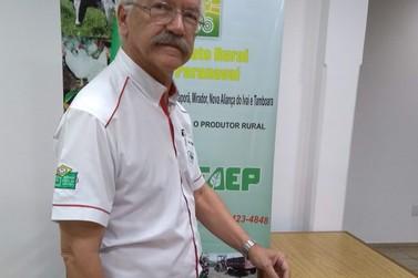 Reeleito, Pierin diz que desafio será fortalecer sistema de defesa do produtor