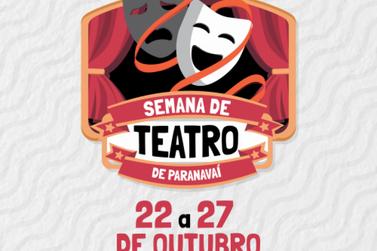 Semana de Teatro começa hoje (22) com espetáculo do Circuito Cultural SESI