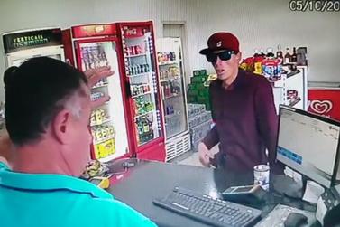 Três roubos a comércios foram registrados nesta sexta-feira (5), em Paranavaí