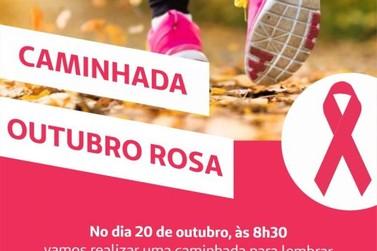 Unimed Paranavaí realiza Caminhada Outubro Rosa neste sábado (20)