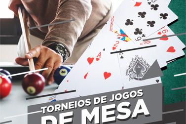 Paranavaí terá torneio gratuito de Snooker e Truco Popular nesta quinta e sexta