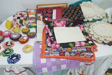 APDE realiza bazar de artesanato na Rua Pernambuco, até sábado (15)