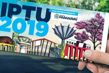 Boletos do IPTU 2019 começam a ser entregues pelos Correios nesta sexta