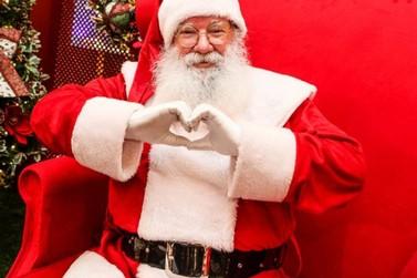 Chegada do Papai Noel no Jardim Ipê é transferida para quinta-feira