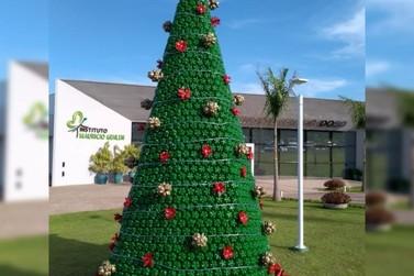 Já é Natal no Centro de Convivência do Idoso