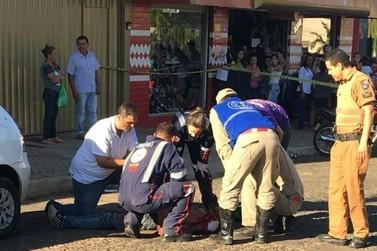 Jovem é morto a tiros no Jardim São Jorge
