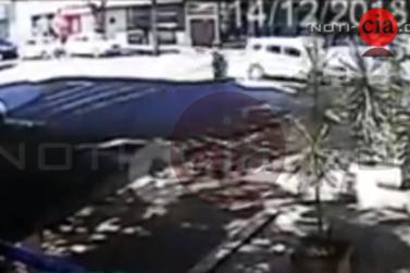 Mulher sofre acidente e tem bolsa furtada enquanto recebia atendimento