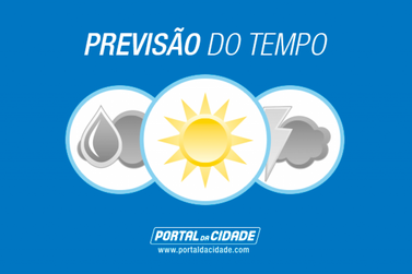 Semana começa com tempo quente e sem previsão de chuva para Paranavaí
