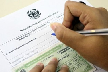 Termina nesta quinta-feira (6) prazo para justificativa eleitoral do 1° turno