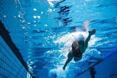 Abertas as inscrições para aulas de natação e hidroginástica na Piscina Pública