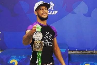 Atleta de Paranavaí busca patrocínio para participar de campeonatos de Jiu-Jitsu
