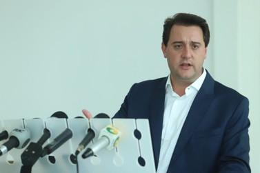 Copel e Sanepar não serão privatizadas, afirma Ratinho Jr