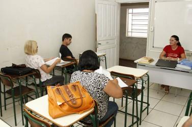 Termina nesta sexta prazo para matrículas para a Educação de Jovens e Adultos