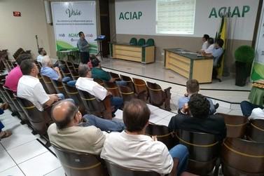 Aciap realiza primeira reunião do ano