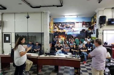 Município tem primeira reunião para atualização do Plano Diretor