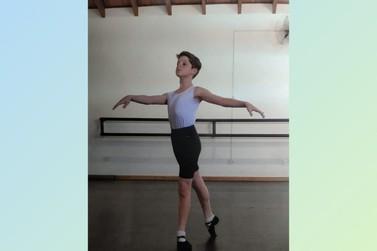 Paranavaiense de 13 anos é selecionado para o Ballet Bolshoi