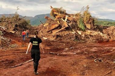 Perita do Paraná detalha trabalho nos resgates de Brumadinho
