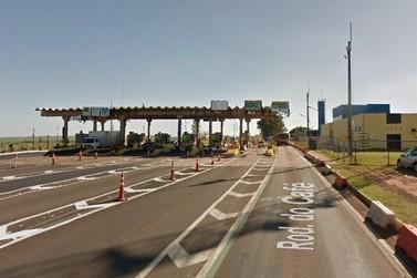 Praça de pedágio da BR-376 foi assaltada quatro vezes no fim de semana