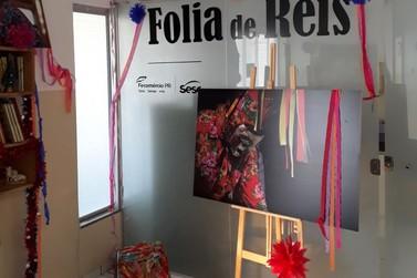 Sesc de Paranavaí realiza exposição sobre Folia de Reis