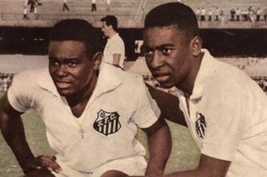 Morre Coutinho, célebre parceiro de Pelé no Santos Futebol Clube
